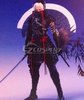 Final Fantasy Type-0 Type Next Ace Samurai Cosplay Costume