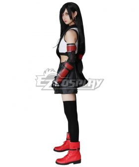 Final Fantasy VII Remake FF7 Tifa Lockhart Cosplay Costume B Edition