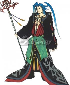 Final Fantasy X FF10 Seymour Cosplay Costume