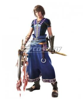 Final Fantasy XIII-2 FF13-2 Noel Kreiss Cosplay Costume