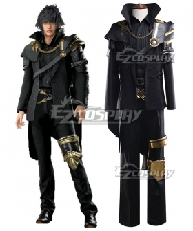 Final Fantasy XV Noctis Lucis Caelum King Cosplay Costume