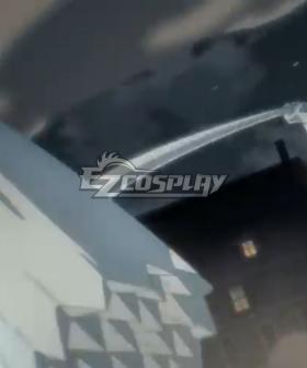 Attack On Titan Shingeki No Kyojin Final Season The War Hammer Titan Cosplay Weapon Prop