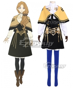 Fire Emblem: Three Houses Mercedes Cosplay Costume