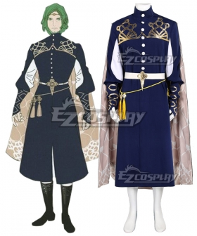 Fire Emblem Three Houses Seteth Cosplay Costume
