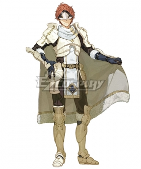 Fire Emblem Echoes: Shadows of Valentia Conrad Cosplay Costume