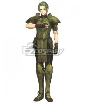 Fire Emblem Echoes: Shadows of Valentia Forsyth Cosplay Costume