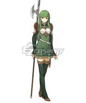 Fire Emblem Echoes: Shadows of Valentia Palla Cosplay Costume