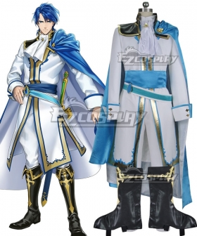 Fire Emblem Heroes Sigurd Cosplay Costume