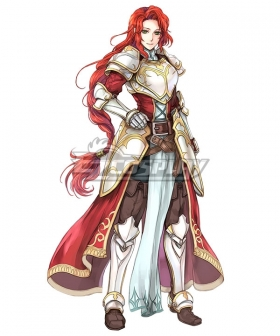 Fire Emblem: Radiant Dawn Titania Cosplay Costume
