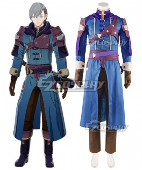 Fire Emblem Three Houses 5 Years Ashe Cosplay Costume