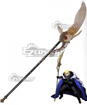 Fire Emblem: Three Houses 5 Years Dimitri Alexandre Bladud Spear Cosplay Weapon Prop