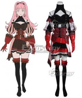 Fire Emblem Three Houses 5 Years Hilda Timeskip Cosplay Costume