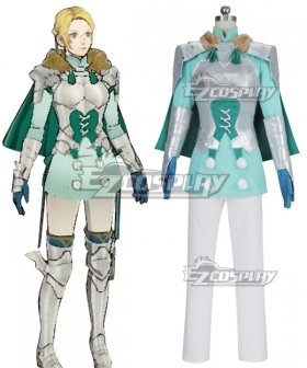 Fire Emblem: Three Houses 5 Years Ingrid Cosplay Costume