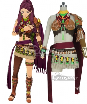 Fire Emblem: Three Houses 5 Years Petra Cosplay Costume