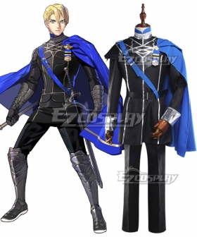 Fire Emblem: Three Houses Dimitri Alexandre Bladud Cosplay Costume