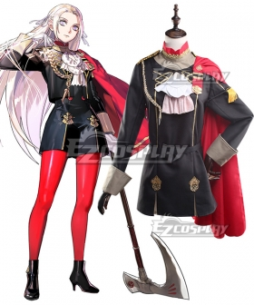 Fire Emblem: Three Houses Edelgard von Hresvelg Cosplay Costume