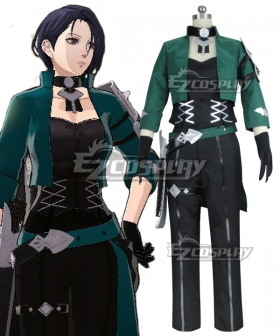 Fire Emblem: Three Houses Shamir Cosplay Costume