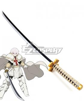 Fire Force Enen No Shouboutai Shou Kusakabe Sword Cosplay Weapon Prop