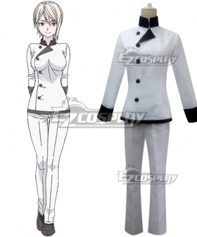 Food Wars Shokugeki No Soma Alice Nakiri Cosplay Costume