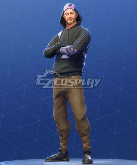 Fortnite Battle Royale Moniker Skins Cosplay Costume