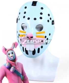 Fortnite Battle Royale Rabbit Raider Mask Cosplay Accessory Prop