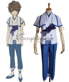 From the New World Mamoru Boy Uniform Cosplay Costume