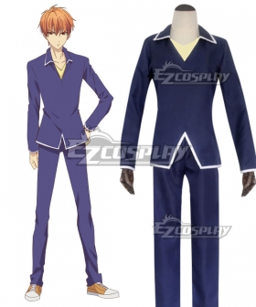 Fruits Basket Kyo Soma Cosplay Costume
