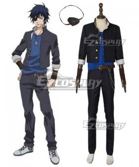 Gakuen Basara Date Masamune Cosplay Costume