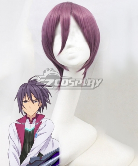 Gakusen Toshi Asterisk Academy Battle City Asterisk The Asterisk War The Academy City of the Water Ayato Amagiri Purple Cosplay Wig