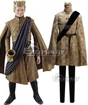 Game of Thrones Joffrey Baratheon New Cosplay Costume - No Pant