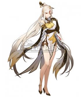 Genshin Impact Ningguang Cosplay Costume