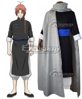 Gintama Kamui Hallowwen Cosplay Costume