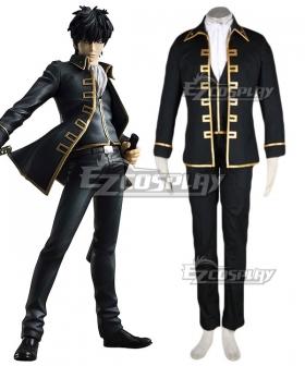 Gintama Shinsengumi Halloween Cosplay Costume