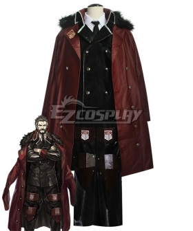Girls' Frontline Berezovich Kryuger Cosplay Costume