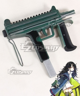 Girls' Frontline CBJ-MS SMG C-MS Gun Cosplay Weapon Prop