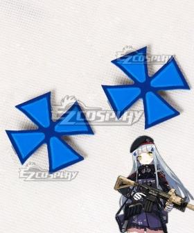 Girls Frontline HK416 Headwear Cosplay Accessory Prop