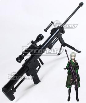 Girls' Frontline JS05 Sniper Rifle Gun Cosplay Weapon Prop