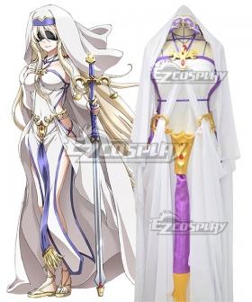 Goblin Slayer Sword Maiden Cosplay Costume