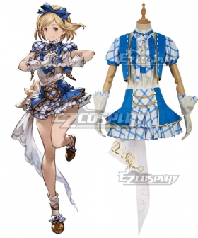 Granblue Fantasy Djeeta Idol Clothes Cosplay Costume