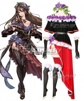 Granblue Fantasy Rosetta Cosplay Costume