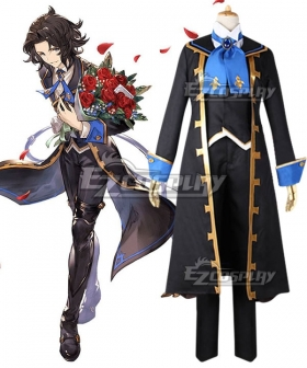 Granblue Fantasy The Dragon Knights Lancelot Cosplay Costume