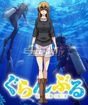 Grand Blue Nanaka Kotegawa Cosplay Costume