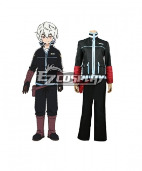 World Trigger Border Yuma Kuga Cosplay Costume