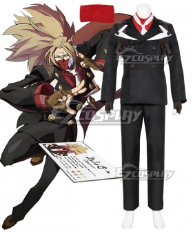 Guilty Gear Xrd Rev 2 Answer Cosplay Costume