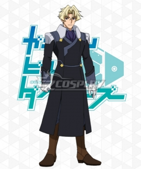 Gundam Build Divers Kyoya Kujo Cosplay Costume