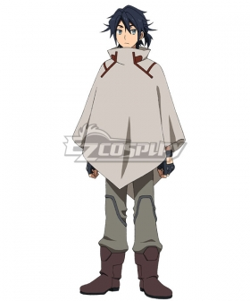 Gundam Build Divers Re:Rise Hiroto Kuga Cosplay Costume