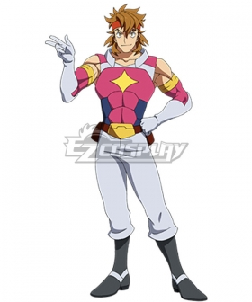 Gundam Build Divers Re:Rise Kazami Torimachi Driver Cosplay Costume