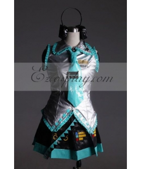 Vocaloid Miku Cosplay Costume-Advanced Custom - C Edition