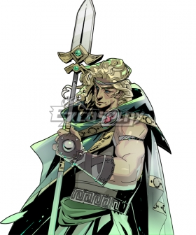 Hades Achilles Cosplay Costume