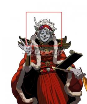Hades Hypnos Silver Cosplay Wig